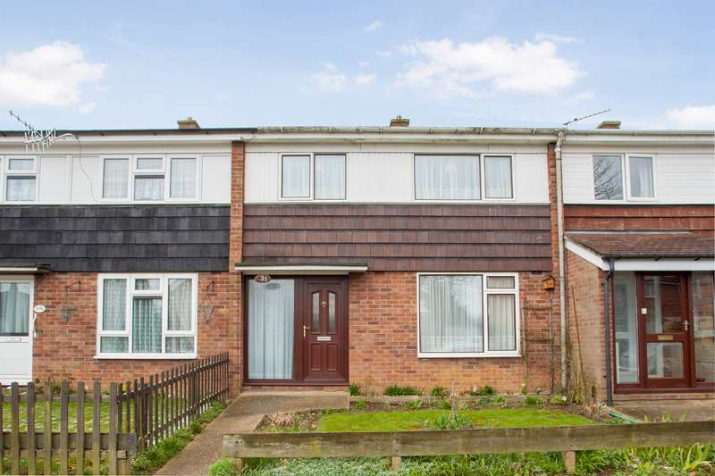 3 Bedrooms Terraced House for sale in Hawkins Road, Cambridge, CB4