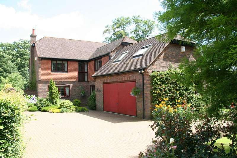5 Bedrooms Detached House for sale in Ox Lane, St. Michaels