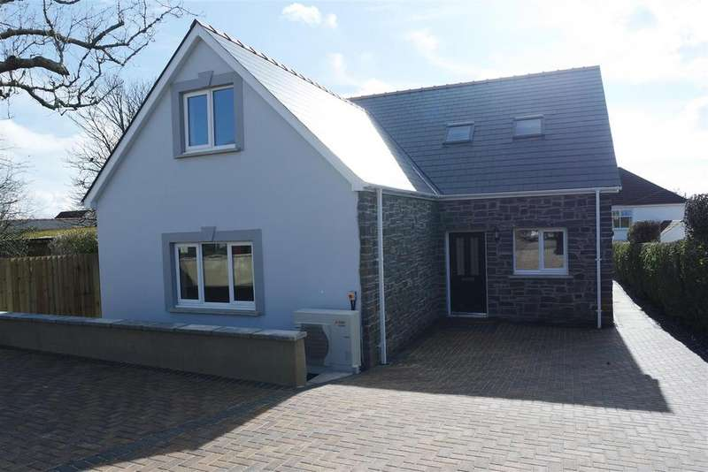 4 Bedrooms Detached Bungalow for sale in Haven Road, Haverfordwest