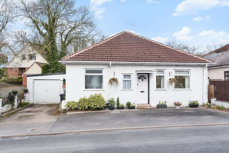 3 Bedrooms Detached Bungalow for sale in South, Hereford, HR2