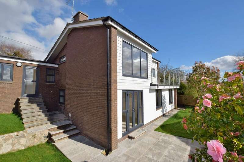 4 Bedrooms House for sale in Countess Wear Road, Countess Wear, EX2