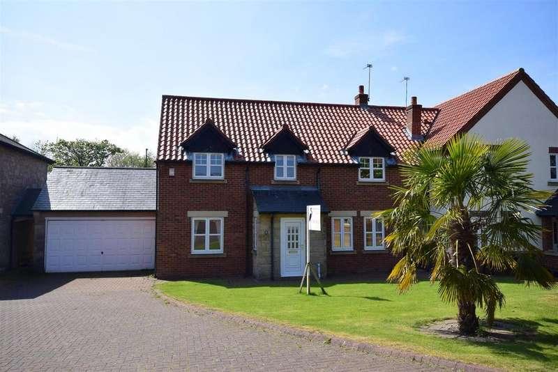 4 Bedrooms Link Detached House for sale in The Fold, Sunderland