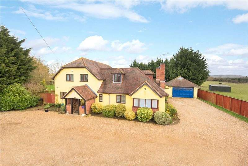 5 Bedrooms Unique Property for sale in Slapton Road, Little Billington, Leighton Buzzard, Bedfordshire