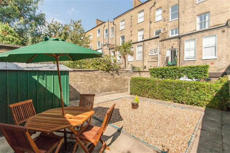 1 Bedroom Flat for sale in Alfred Road, London