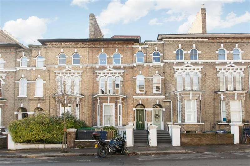 2 Bedrooms Flat for sale in Alfred Road, London