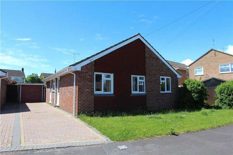 3 Bedrooms Detached Bungalow for sale in Nailsea, North Somerset, BS48