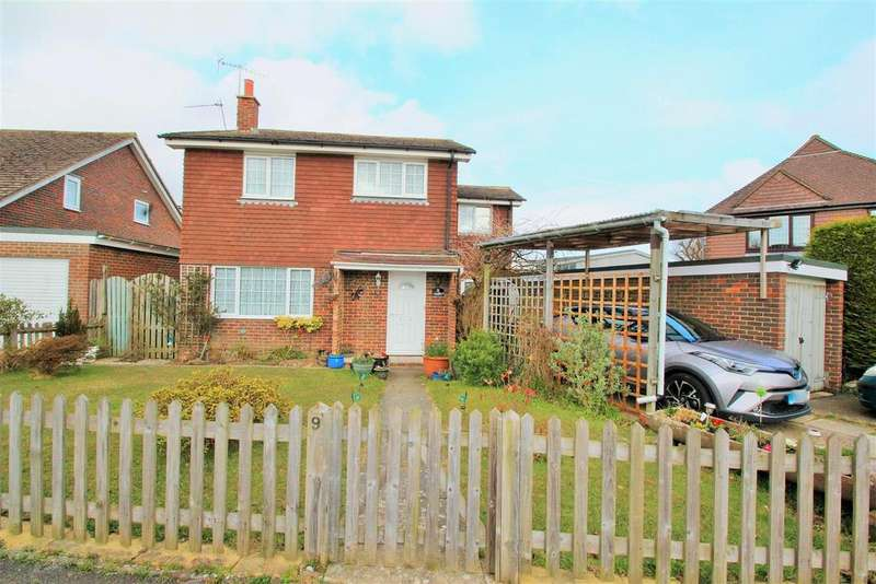 4 Bedrooms Detached House for sale in Coombe Shaw, Ninfield