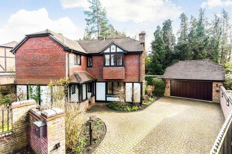 5 Bedrooms Detached House for sale in Oakdene, Sunningdale
