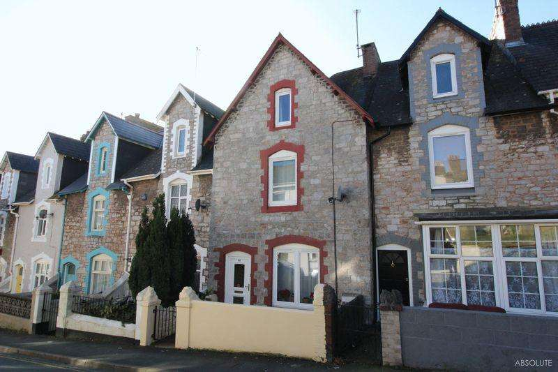 4 Bedrooms Terraced House for sale in Victoria Road, Torquay