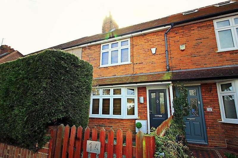 2 Bedrooms Terraced House for sale in Marsack Street, Caversham, Reading