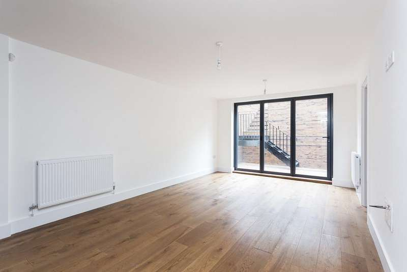 3 Bedrooms Apartment Flat for sale in Wilberforce Road, London