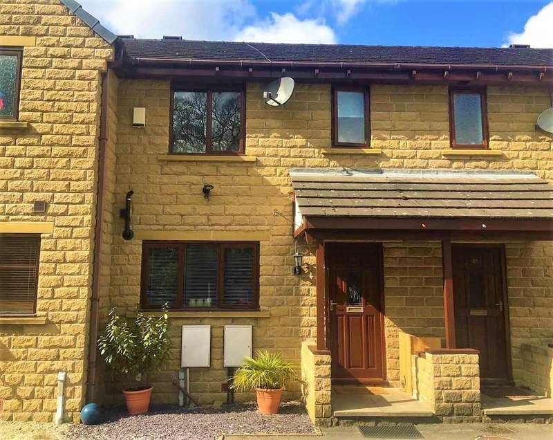 2 Bedrooms Terraced House for sale in Scott Hill, Clayton West, Huddersfield, HD8 9PE