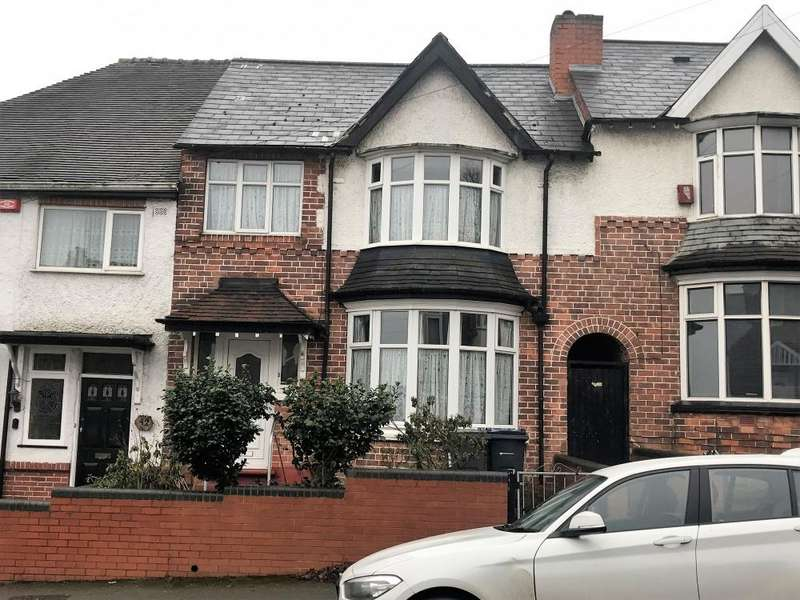 3 Bedrooms Terraced House for sale in , Grafton Rd, Handsworth, B21