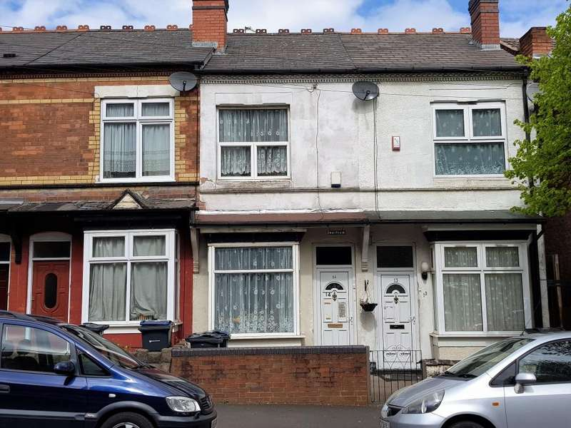 2 Bedrooms Terraced House for sale in , Beeton Rd, Winson Green, B18