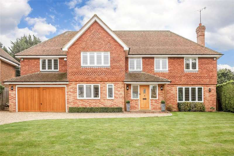 6 Bedrooms Detached House for sale in Fairway Close, Harpenden, Hertfordshire
