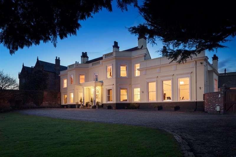 8 Bedrooms Detached House for sale in Church Lane, Kirk Ella, East Yorkshire