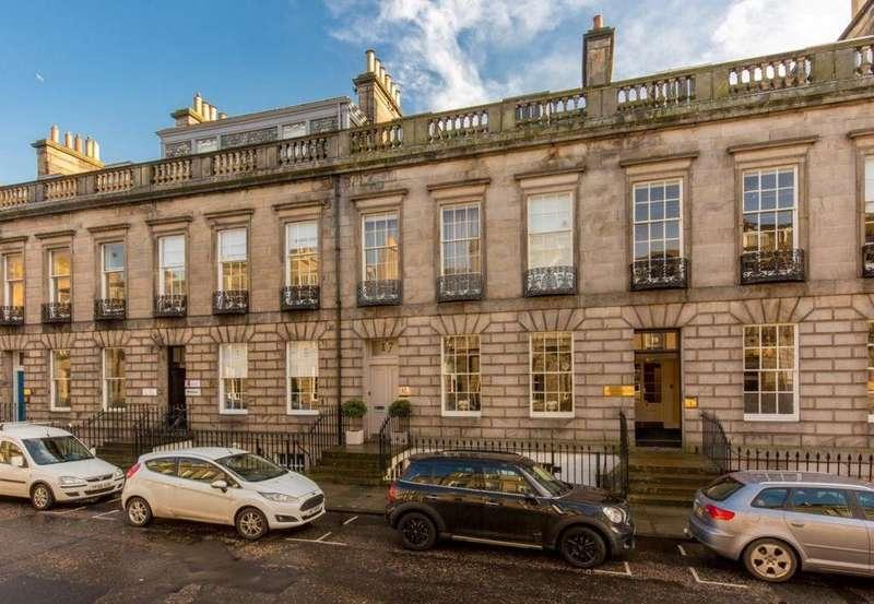 4 Bedrooms Town House for rent in Alva Street, Edinburgh