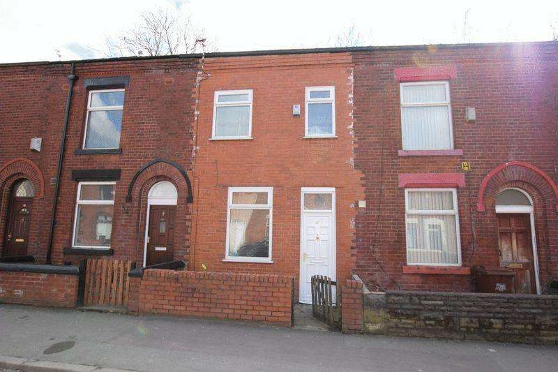 3 Bedrooms Terraced House for sale in Coalshaw Green Road, Chadderton, Oldham, OL9 8JW