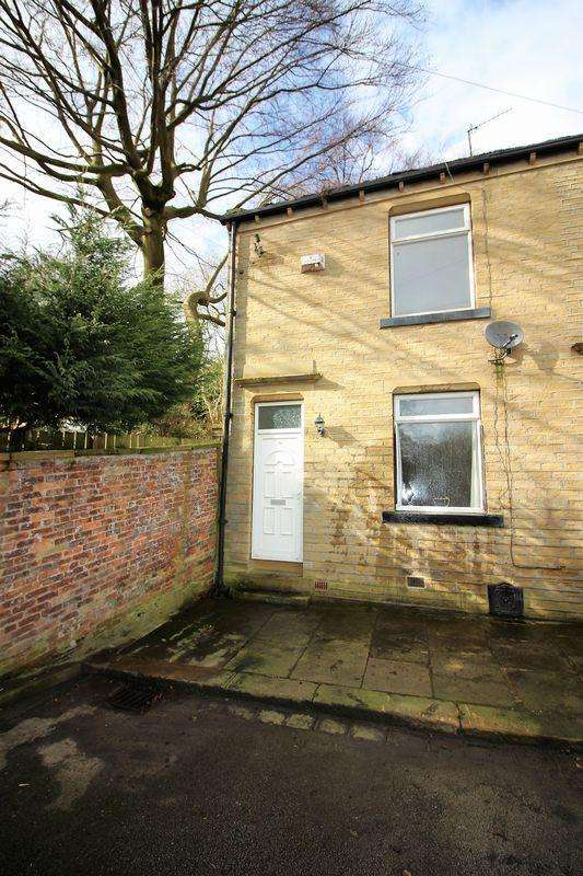 3 Bedrooms End Of Terrace House for sale in Caygill Terrace, Halifax