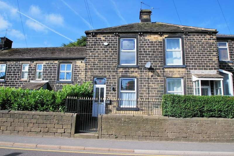2 Bedrooms Terraced House for rent in High Street, Penistone, Sheffield
