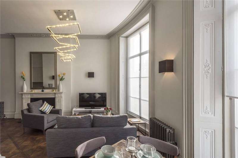 1 Bedroom Flat for sale in Westbourne Street, Bayswater, W2