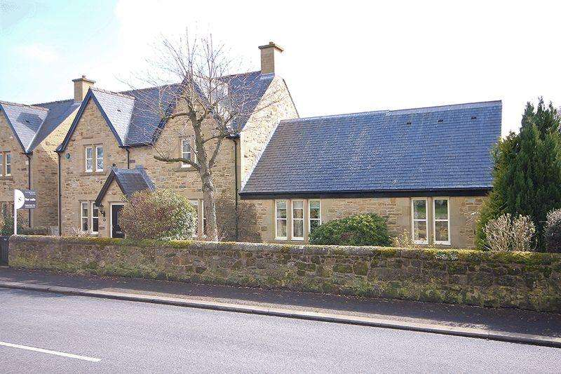 4 Bedrooms Detached House for sale in Alnside Court, Lesbury, Alnwick