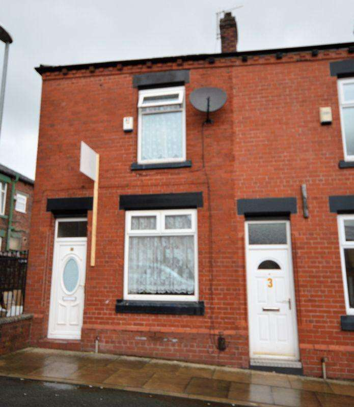 2 Bedrooms Terraced House for sale in Columbia Street, Oldham