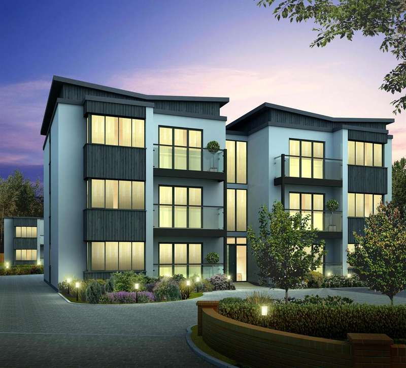 2 Bedrooms Apartment Flat for sale in Loxley Court, Baldwins Lane, Hall Green, B28 0PT