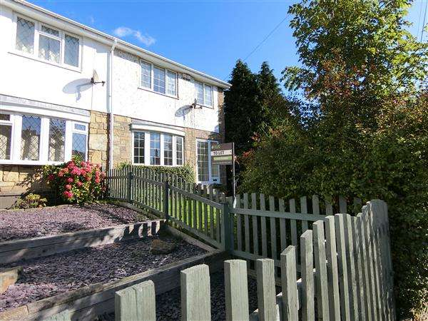 3 Bedrooms End Of Terrace House for sale in Side Lane, Huddersfield