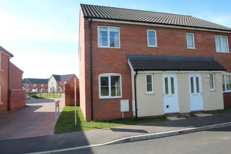 3 Bedrooms Semi Detached House for sale in Maurecourt Drive, Brundall