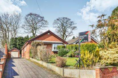 3 Bedrooms Bungalow for sale in Neston Road, Walshaw, Bury, Greater Manchester, BL8