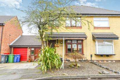 3 Bedrooms Semi Detached House for sale in Ashbury Close, Windmill Hill, Runcorn, Cheshire, WA7