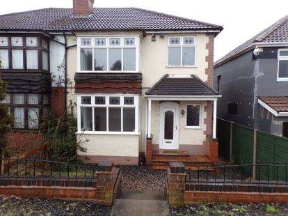 3 Bedrooms Semi Detached House for sale in Wolverhampton Road, Oldbury, Birmingham, West Midlands