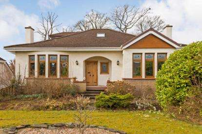 5 Bedrooms Bungalow for sale in Burnside Road, Rutherglen