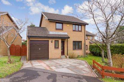 3 Bedrooms Detached House for sale in Sutherland Place, Bellshill