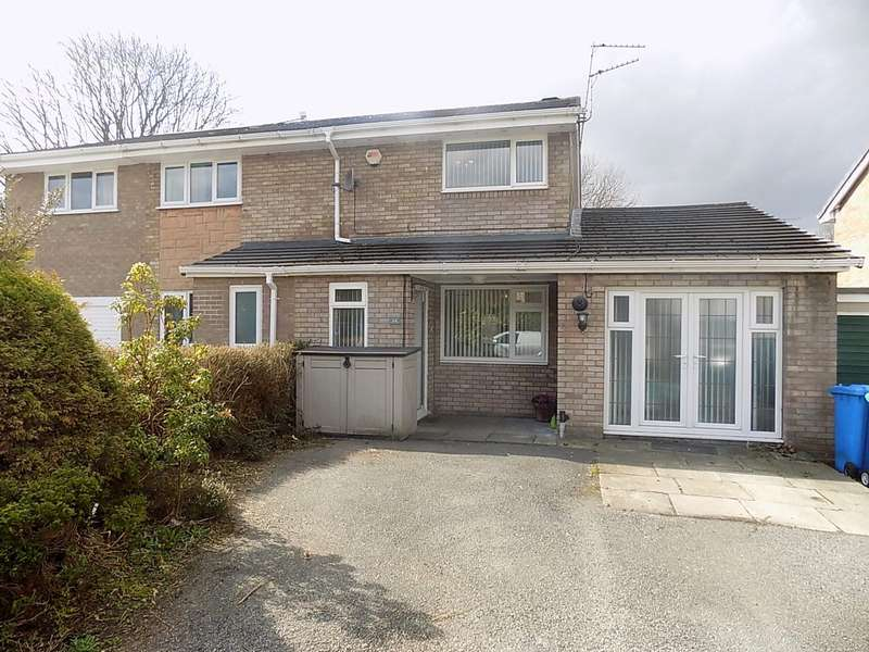 3 Bedrooms Semi Detached House for sale in Armstrong Close, Birchwood, Warrington, WA3