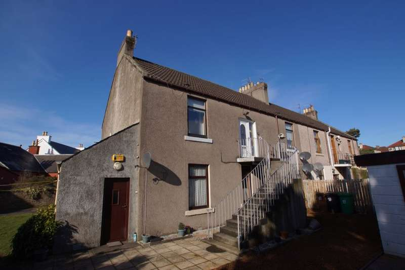 2 Bedrooms Flat for sale in Glenlyon Place, Leven, KY8