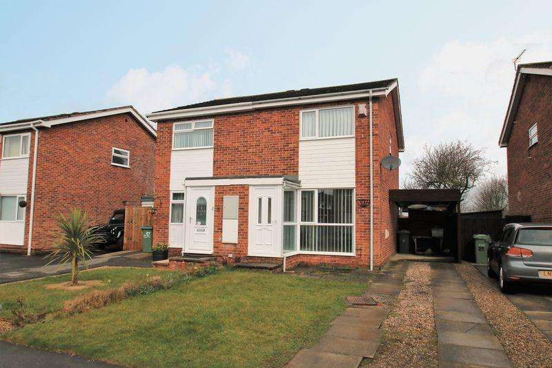2 Bedrooms Semi Detached House for sale in Lingfield Road, Yarm TS15 9RB