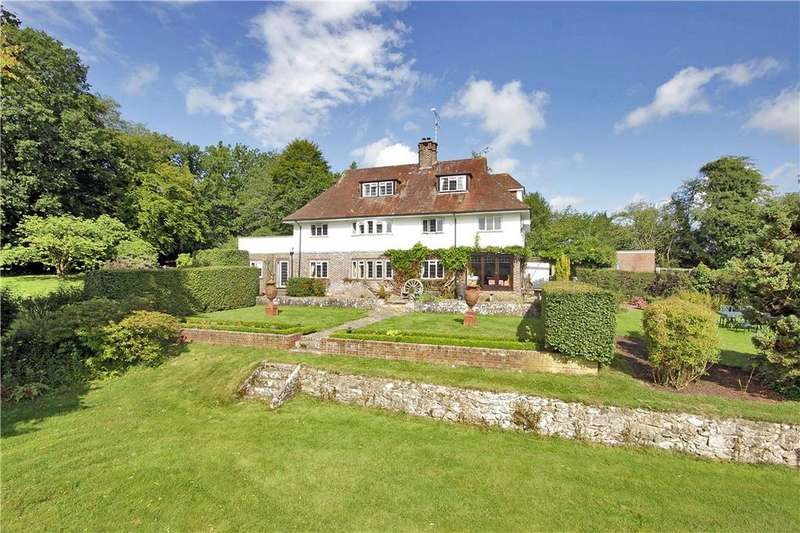 6 Bedrooms Detached House for sale in Sandhill Lane, Crawley Down, Crawley, West Sussex, RH10