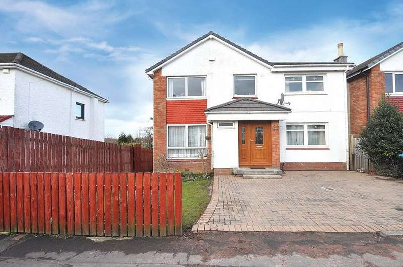 4 Bedrooms Detached Villa House for sale in Whitton Drive, Giffnock, Glasgow, G46
