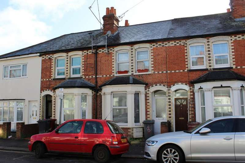 3 Bedrooms Flat for sale in Valentia Road, Reading, Berkshire, RG30 1DL