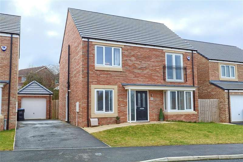 4 Bedrooms Detached House for sale in Evergreen Way, Marton