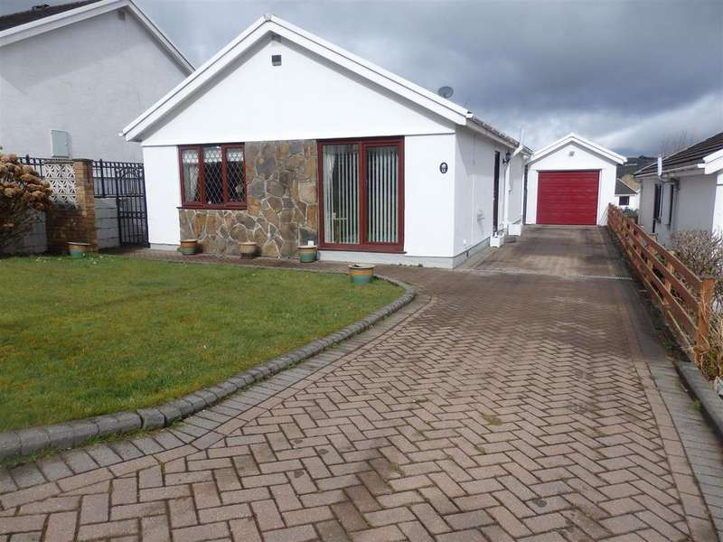 2 Bedrooms Detached Bungalow for sale in Talywern, Llangennech, Llanelli