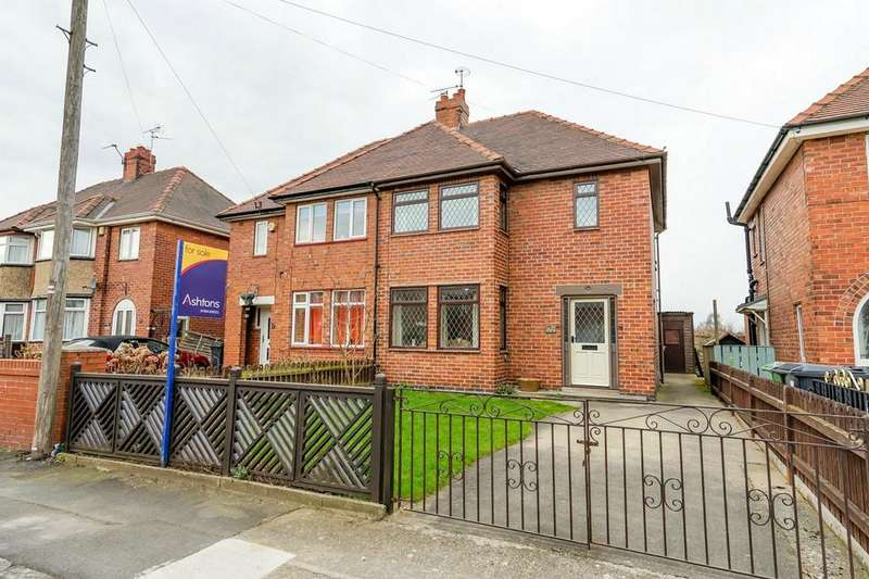 3 Bedrooms Semi Detached House for sale in St Lukes Grove, YORK