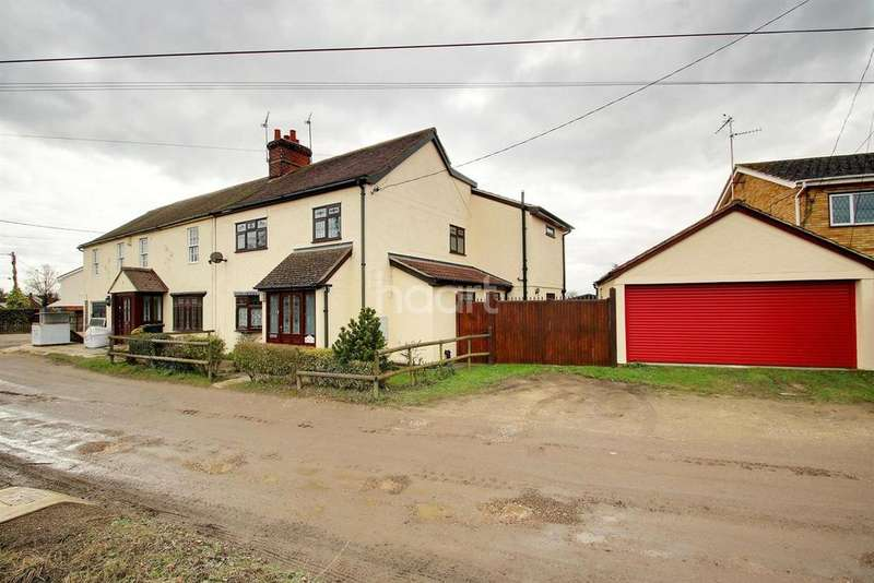 4 Bedrooms Semi Detached House for sale in Post Office Lane, Little Totham