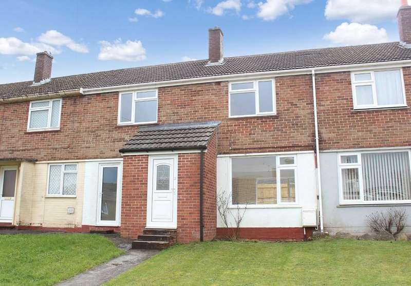 3 Bedrooms Terraced House for sale in Maxwell Road, Shepton Mallet