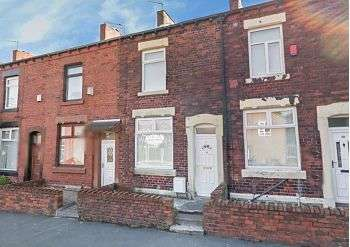 2 Bedrooms Terraced House for sale in Sharples Hall Street, Oldham, OL4 2QZ