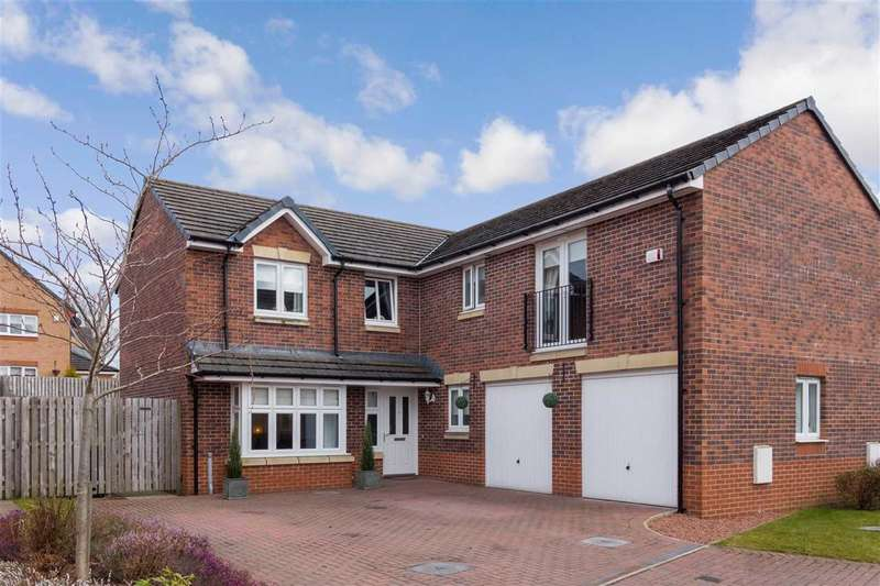 5 Bedrooms Detached House for sale in Wentworth Gardens, Jackton, JACKTON