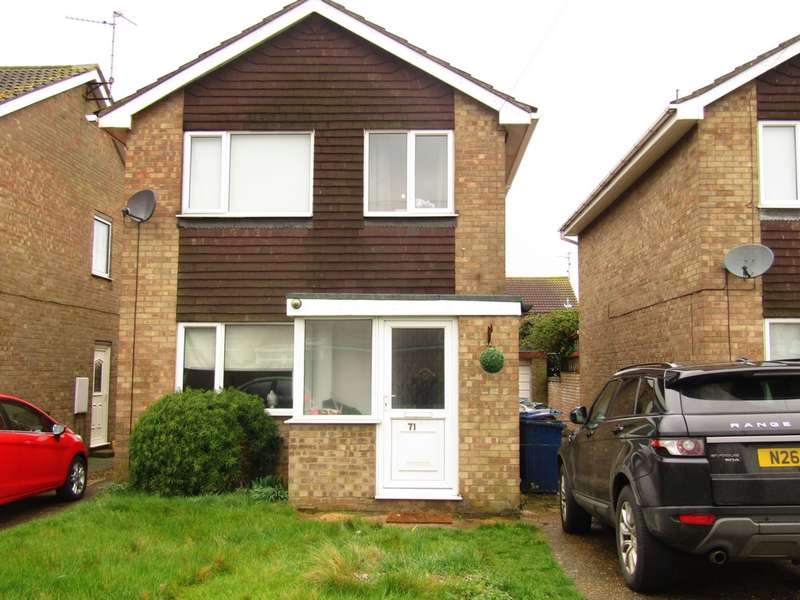 3 Bedrooms House for sale in Grounds Way, Coates, PE7