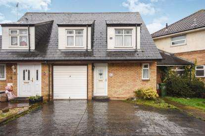 3 Bedrooms Semi Detached House for sale in Burnt Mills, Basildon, Essex